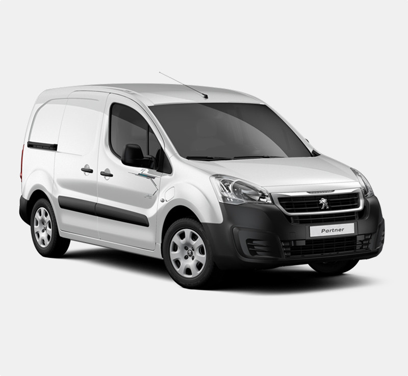 Ladrumsmåtte i luksusvelour - skræddersyet til små varebiler
