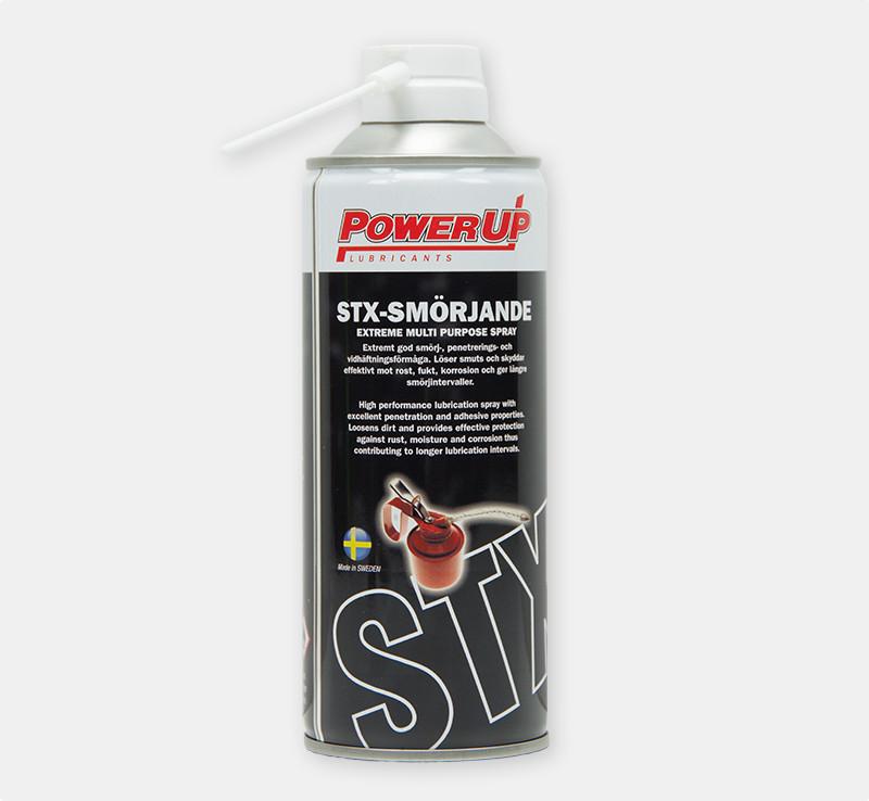 PowerUp STX-Smørremiddel