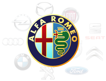 Bundmåtter Alfa Romeo