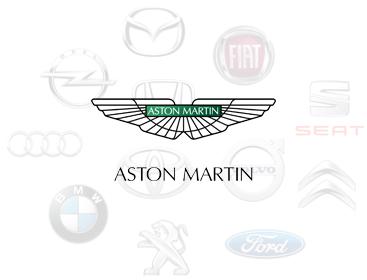 Bundmåtter Aston Martin