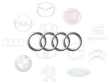 Bilmåtter til Audi